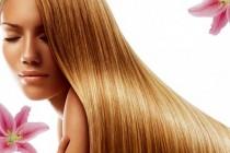Как сделать волосы шелковистыми.