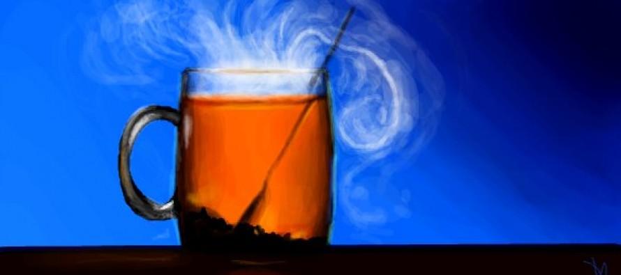 Целебный чай для пожилых людей