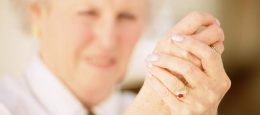 Компресс при артрите