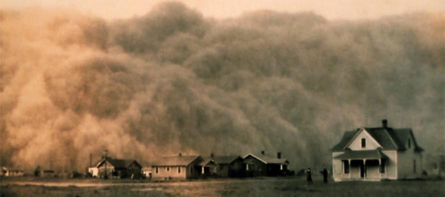 Проникновение пыли