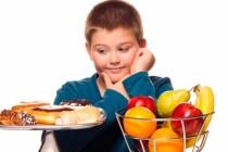 Лишний вес у детей