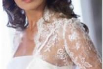 Выбор болеро под свадебное платье