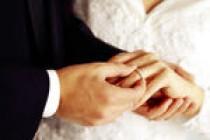Популярны необычные свадьбы