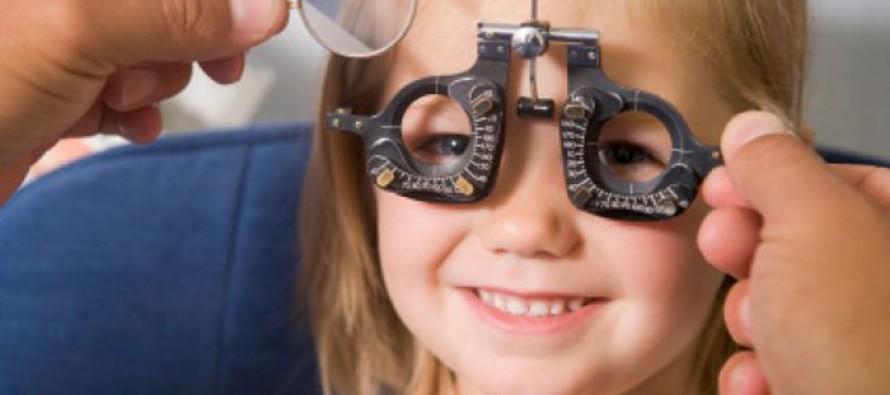 Борьба с глазными болезнями