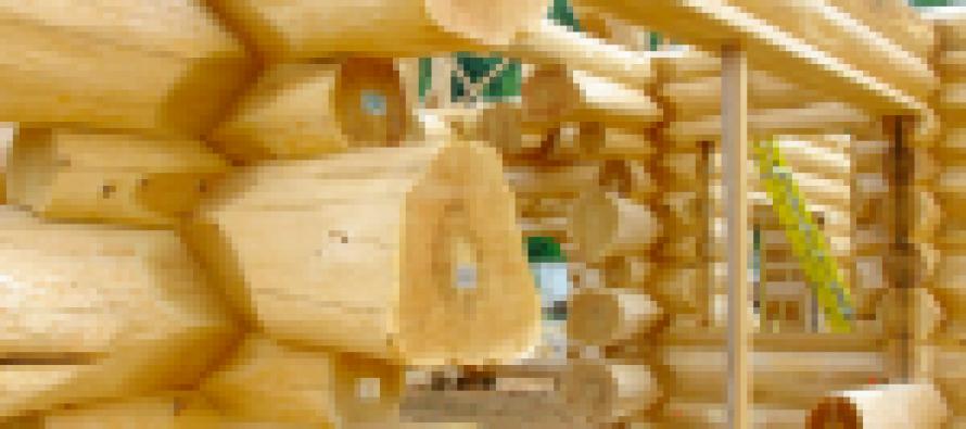 Ручная рубка домов
