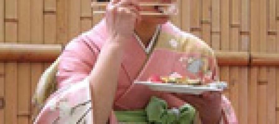 Японская диета.