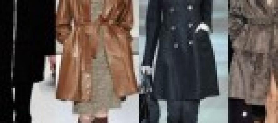 Модные пальто 2013-2014