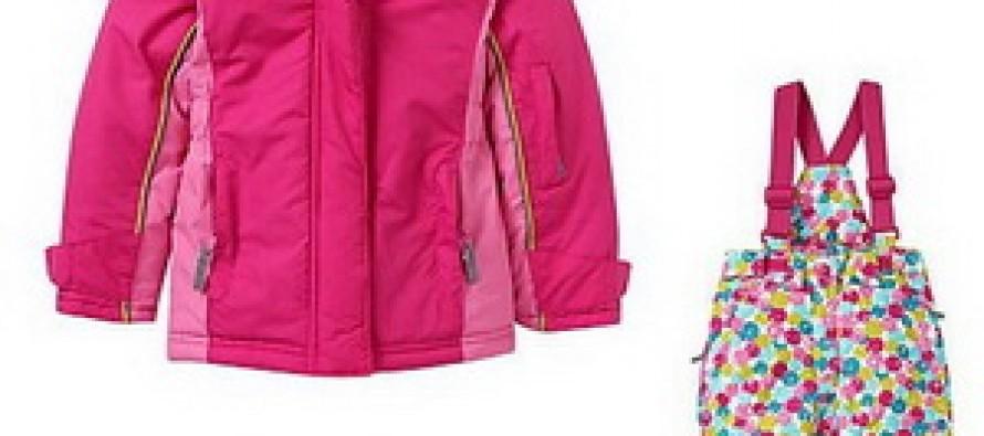 Покупаем зимние вещи для девочек