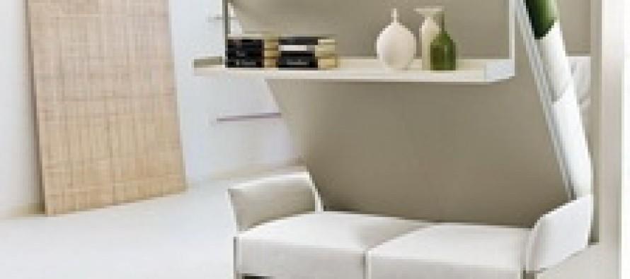 Кровать с подъемным механизмом — просто и удобно