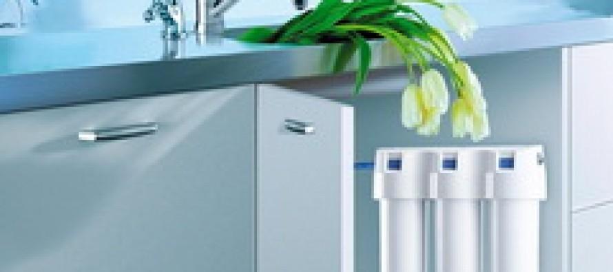Фильтры для воды нового поколения