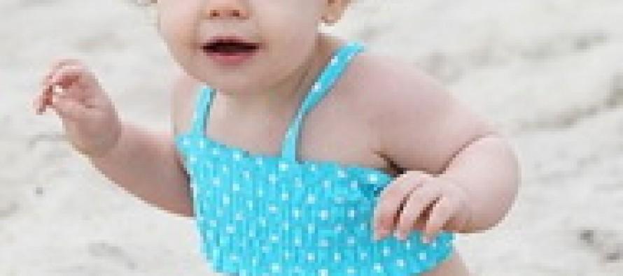 Выбираем детский купальник