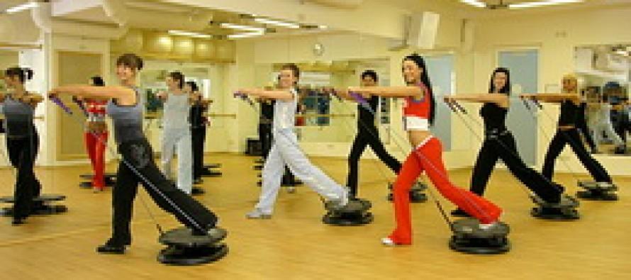 Автоматизация учета фитнес клуба