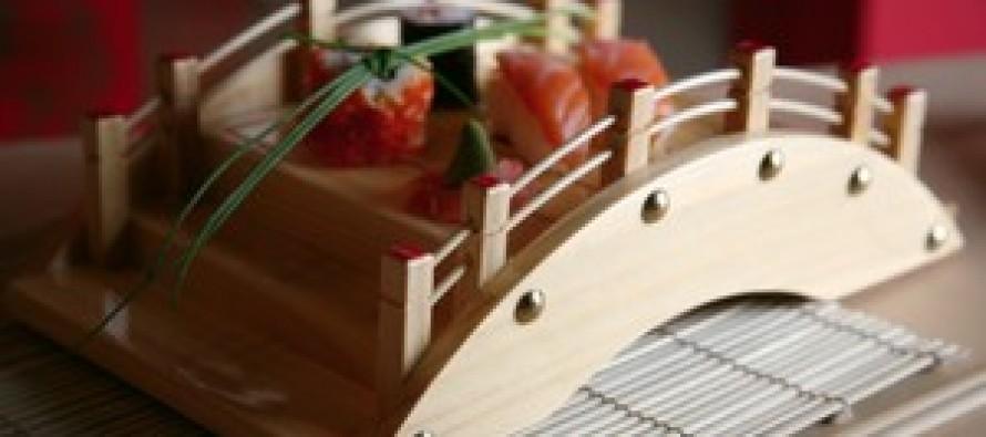 Заказываем суши