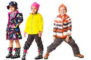 Детская мода сезон 2015