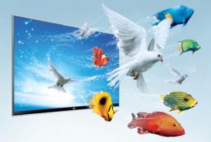 Особенности 3d-телевизоров