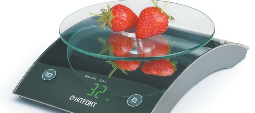 Весы — не заменимый кухонный атрибут