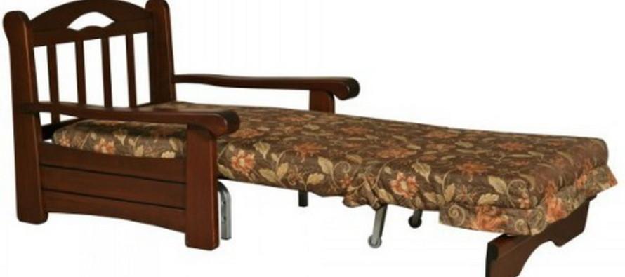 Кресло — так же  может быть и кроватью