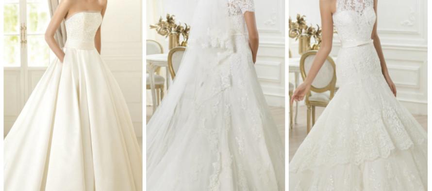 Несколько правил как выбрать свадебное платье