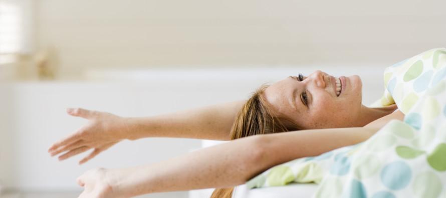 Здоровый сон и спальное место