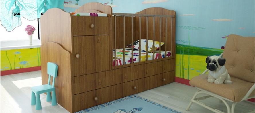 Матрасы в детскую кроватку — выбирайте правильно