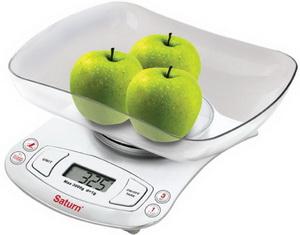 Весы - не заменимый кухонный атрибут