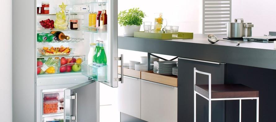 Как выбрать холодильник для кухни