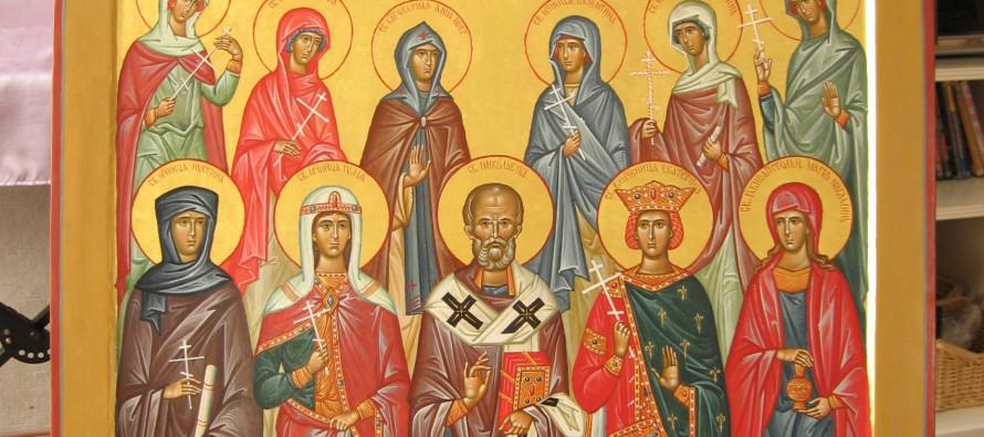 Семейные иконы