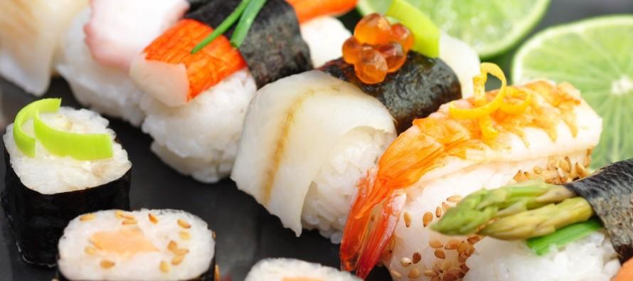 Авторская японская кухня