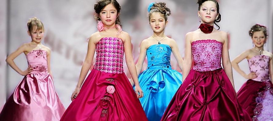 Готовимся к праздникам заранее — выбираем красивое детское платье