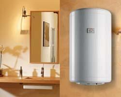 Средняя мощность вертикального водонагревателя составляет от 1,3 до 6 кВт. Мощность водонагревателя влияет на затраченное время необходимое для нагрева воды.