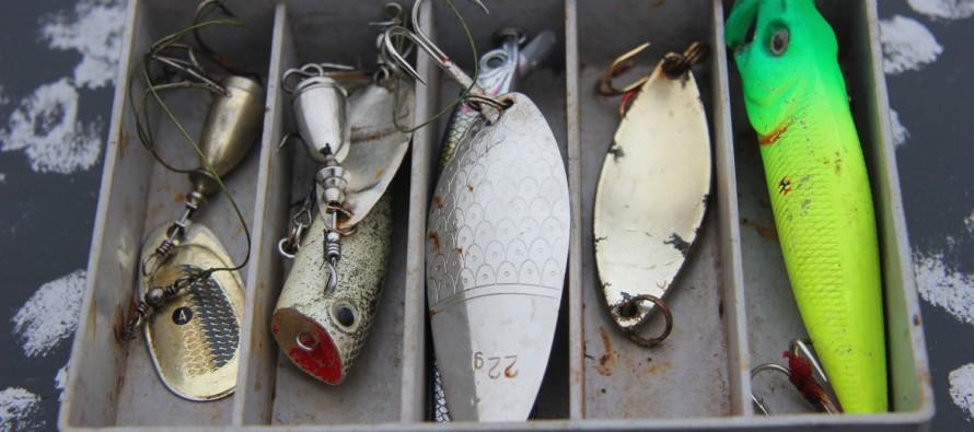 Ящики и коробки для рыбалки