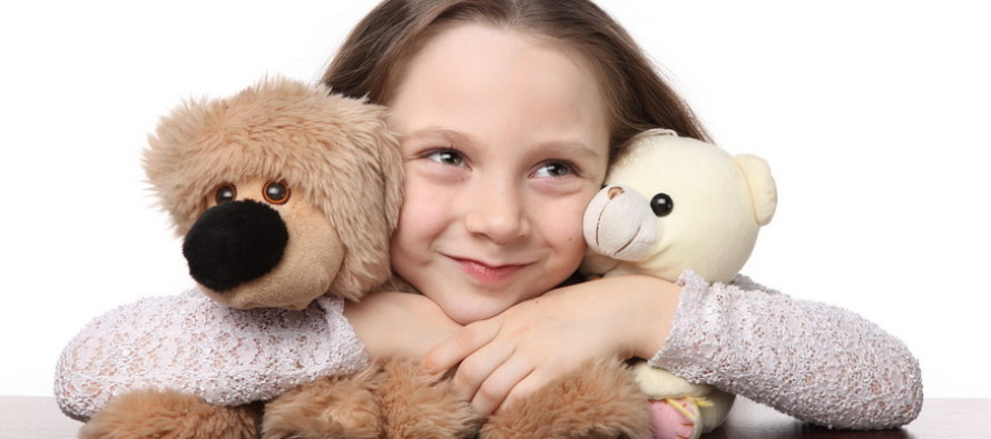 Игрушки для детей — их место в жизни детей