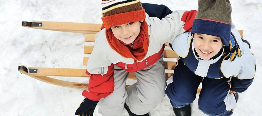 Удобная детская зимняя обувь – и улыбка не будет сходить с лица вашего ребенка всю зиму!
