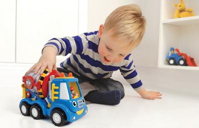 Игрушки для детей - их место в жизни детей