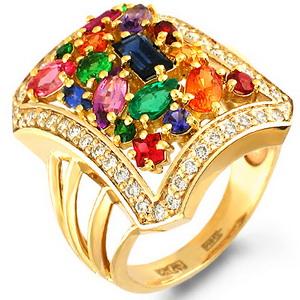 Лучшие золотые украшения