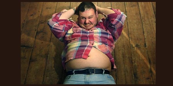 Мужская диета от живота