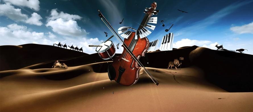 Куда отправиться за музыкальными инструментами