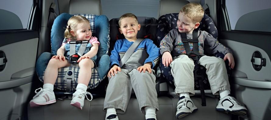 Cохранить жизнь и здоровье ребенка в дороге