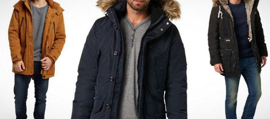 Современные куртки