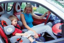 Преимущества детского автокресла