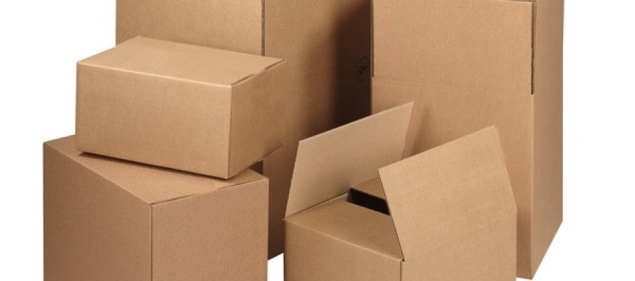 Коробки картонные для упаковки